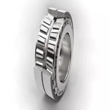 90 mm x 160 mm x 40 mm  NKE NCF2218-V cylindrical roller bearings